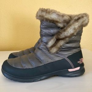 North Face Thermoball Microbaffle Bootie ll
